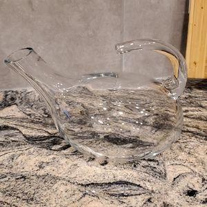 Unique Crystal Wine Decanter